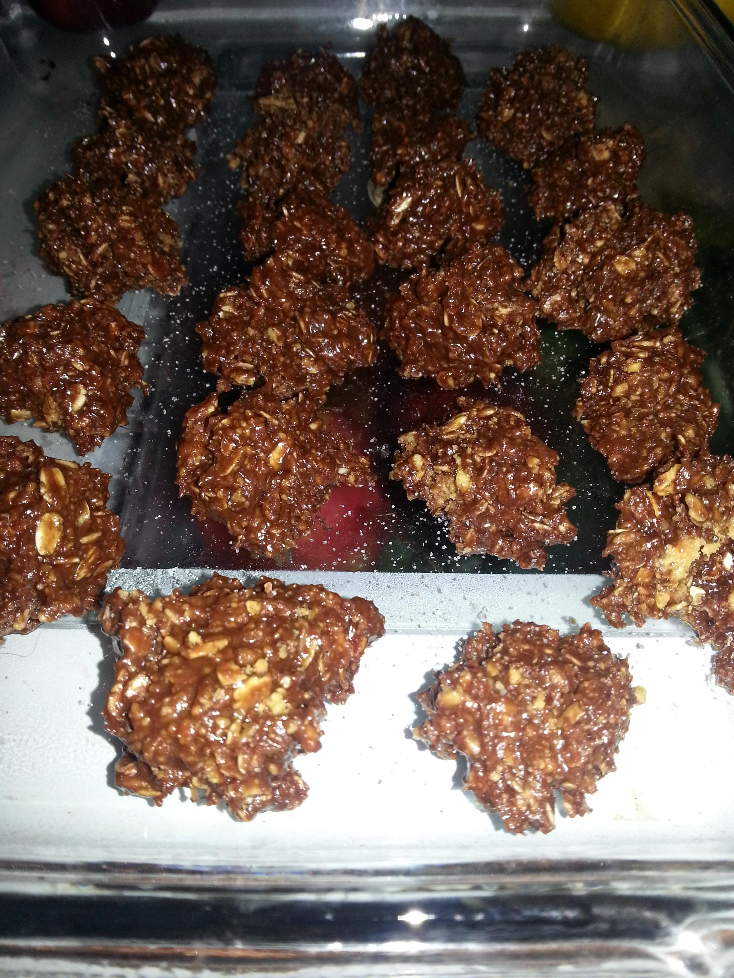 Chef's Chocolate Salty Balls | Evolve My Life ™