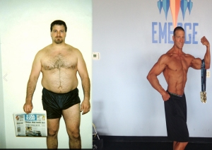 Evolve Blog Before After Glad I was fat