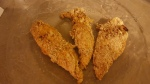 You Don't have to Sacrifice Taste when Eating Healthy.  Healthy Chicken Finger Recipe